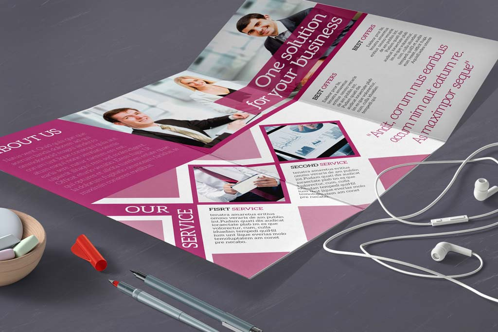 Brochures Tri-fold | Printing New York