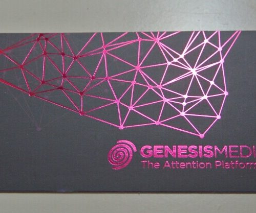 Genesis Media   Projects Printed by Printing New York