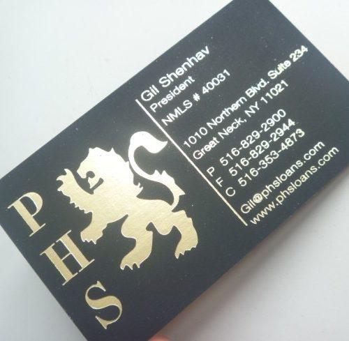 PHS   Printing New York