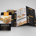 Tri Fold Menu Printing 7